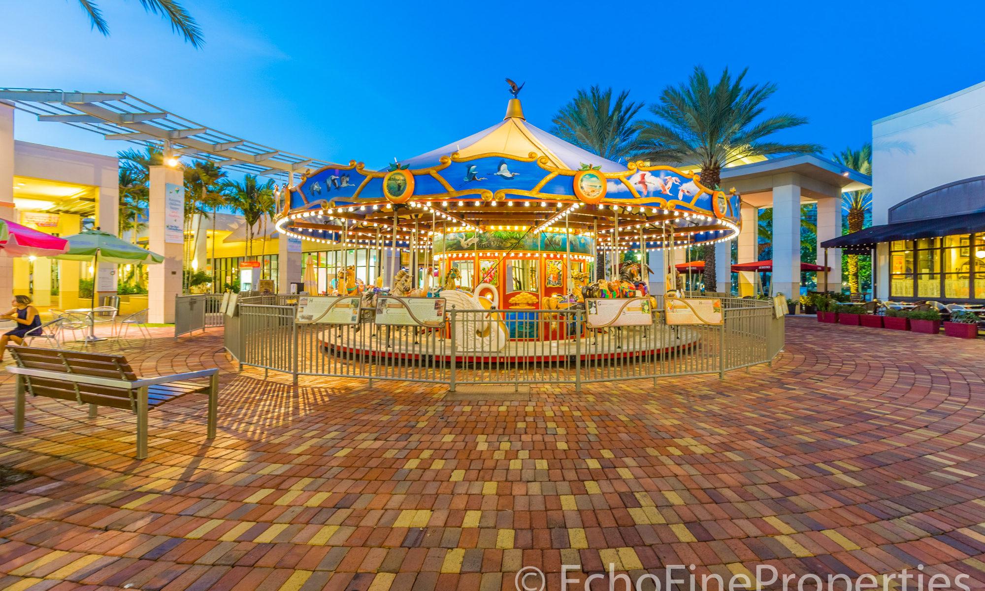 merry go round Downtown Gardens 2000x1200 - Domino's Pizza Palm Beach Gardens Fl