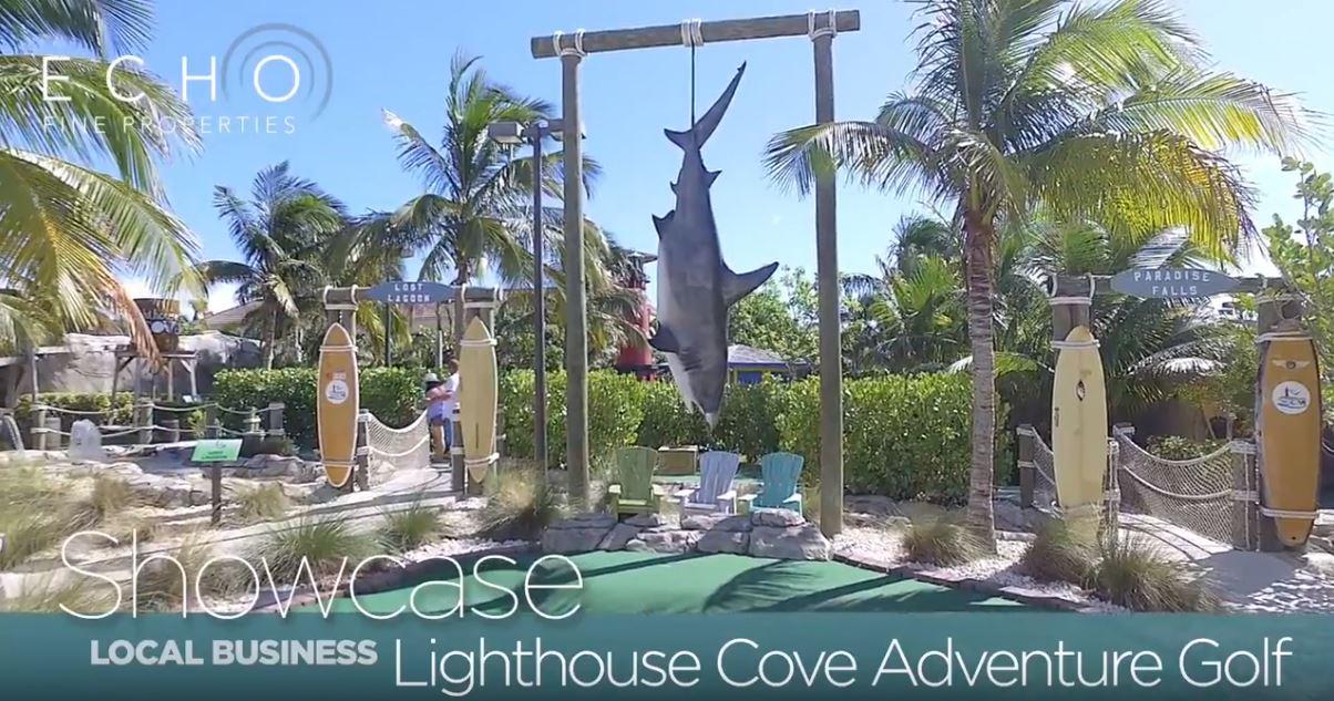 Lighthouse Cove Adventure Golf
