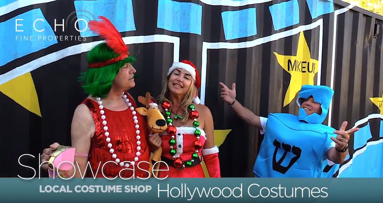 Hollywood-Costumes