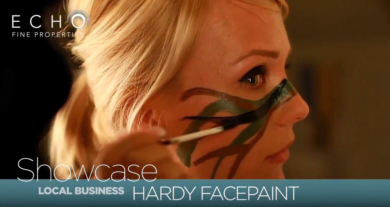 Hardy-Facepaint