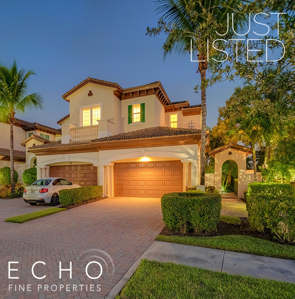 New Listing in Jupiter Country Club!