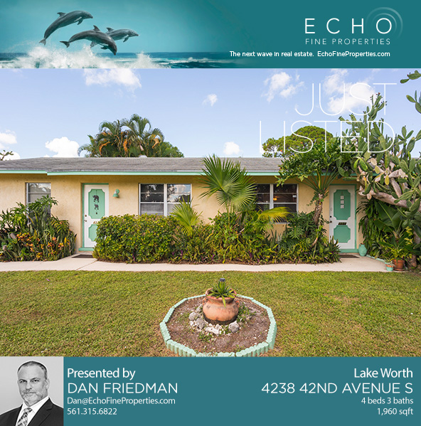 New Listing in Lake Worth