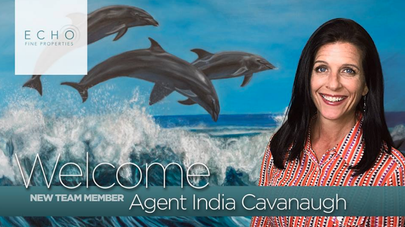 Welcome to the Pod, India Cavanaugh!