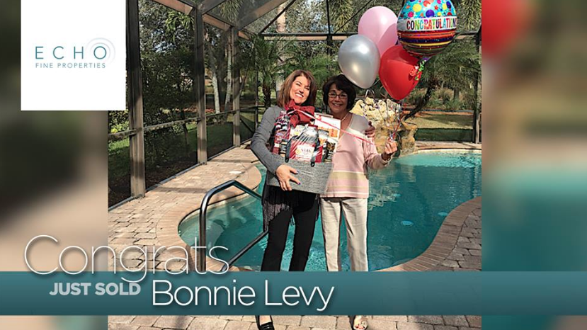 Congratulations to Bonnie Levy on the purchase of her new home at The Club at Ibis! 🎉🏡