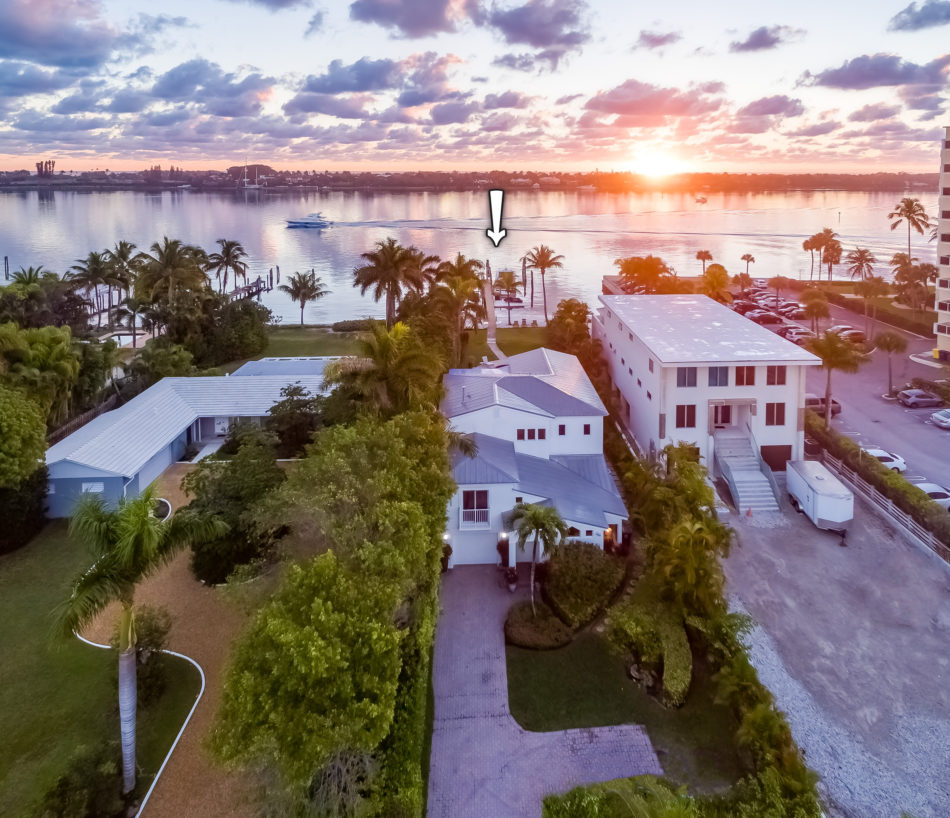 New Listing | 2818 N Flagler Drive | A Wonder On The Water