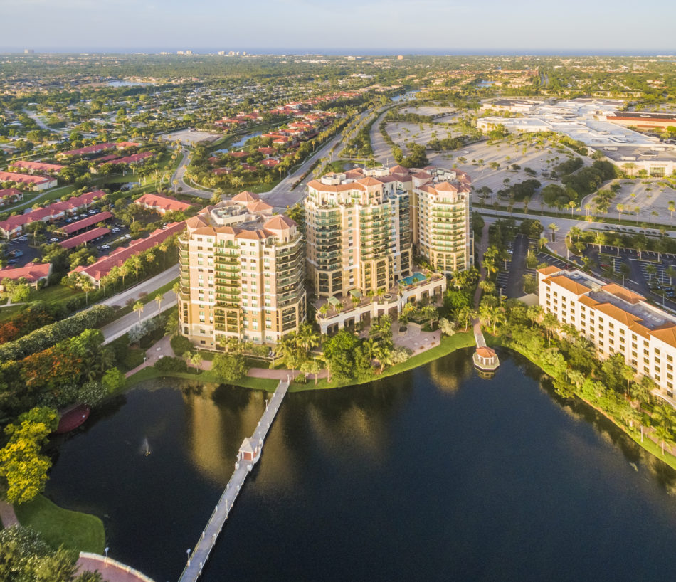 New Listing | 3620 Gardens Parkway #1403b | Luxury in The Landmark