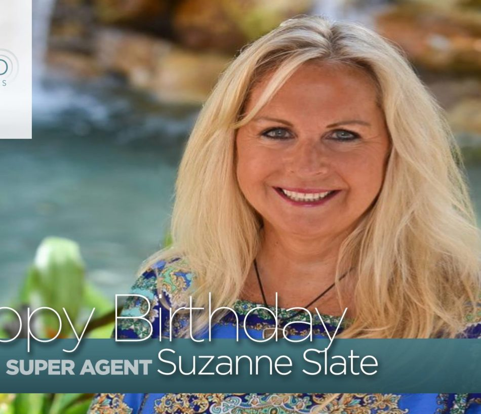 Happy Birthday Suzanne!