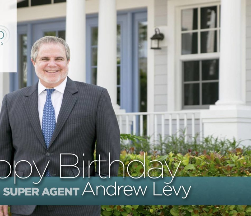 Happy Birthday Andrew!