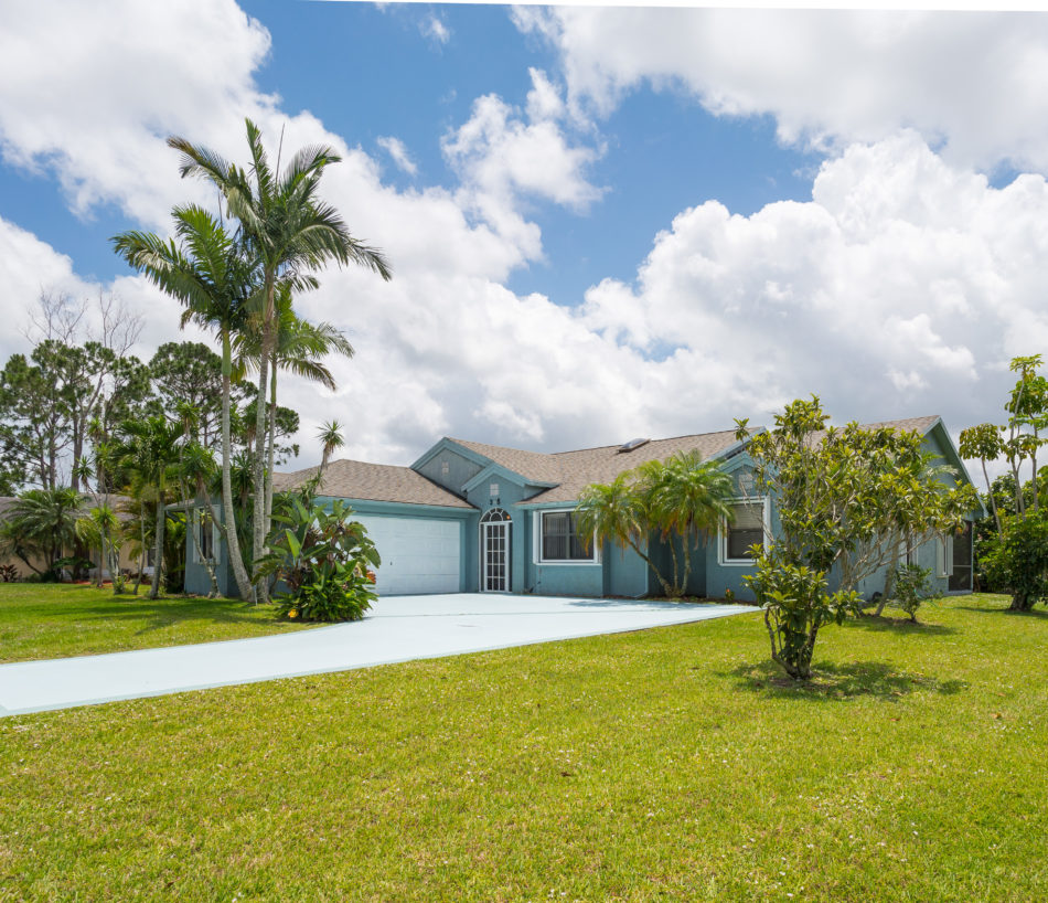 Just Listed | Picture Perfect in Port St. Lucie | 365 SE Cork Road