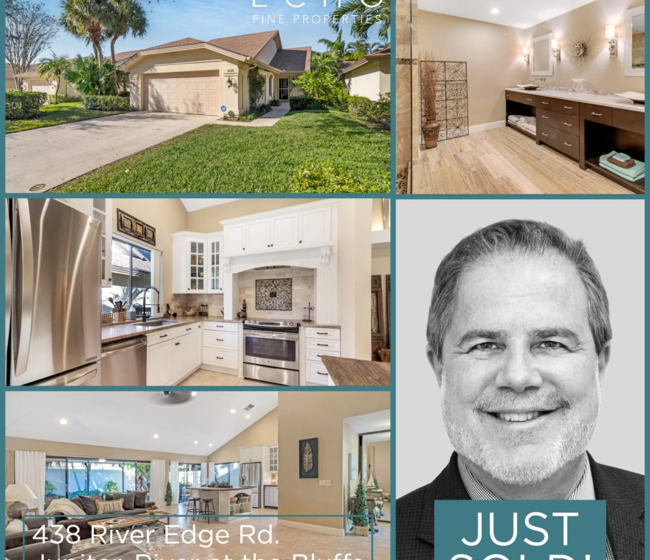 Just Sold in Jupiter!