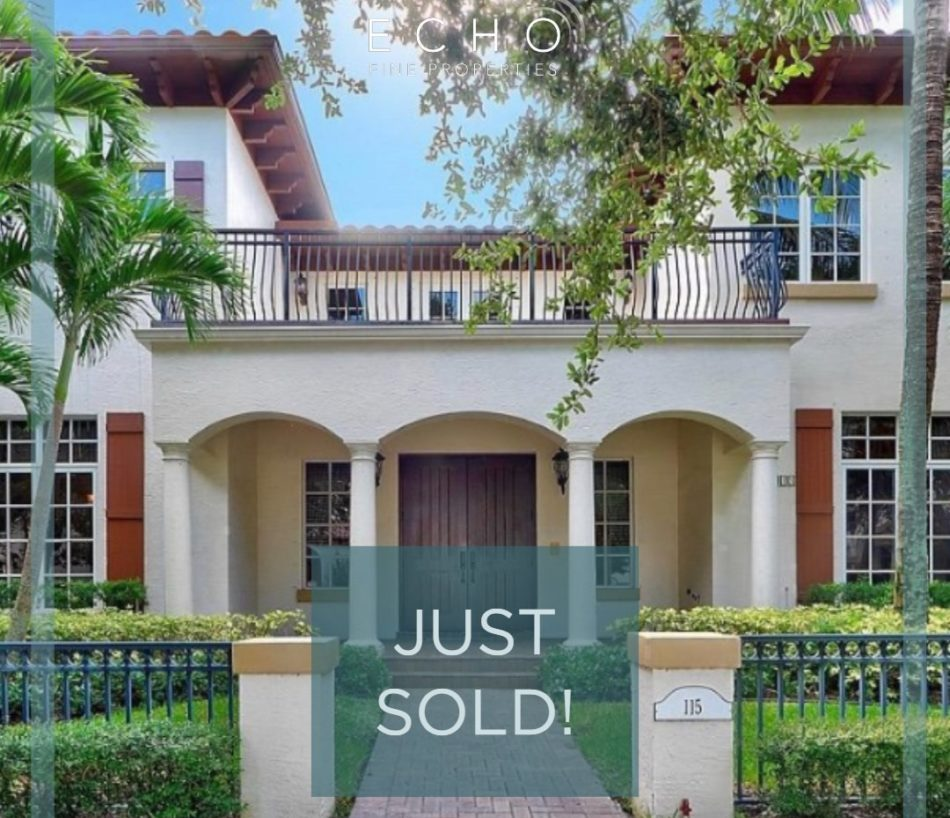 JUST SOLD IN VALENCIA!