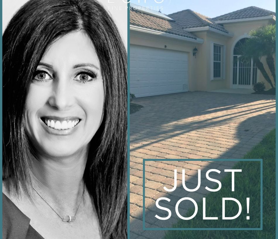 JUST SOLD IN HOBE SOUND