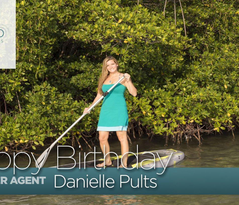 Happy Birthday Danielle!