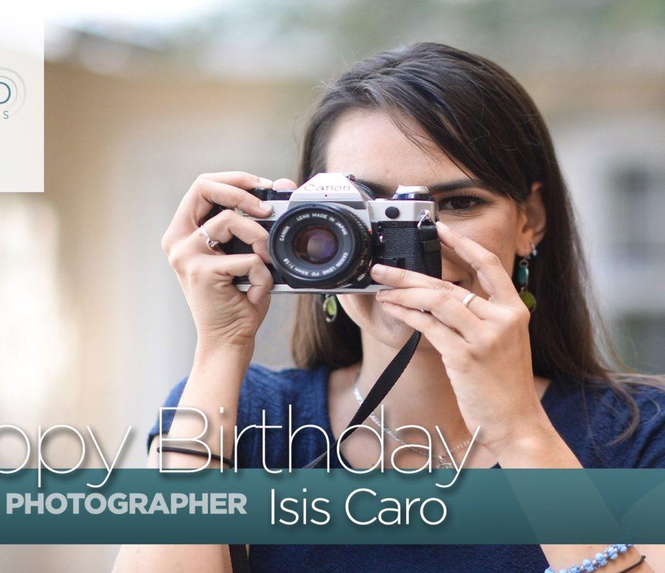 Happy Birthday Isis!