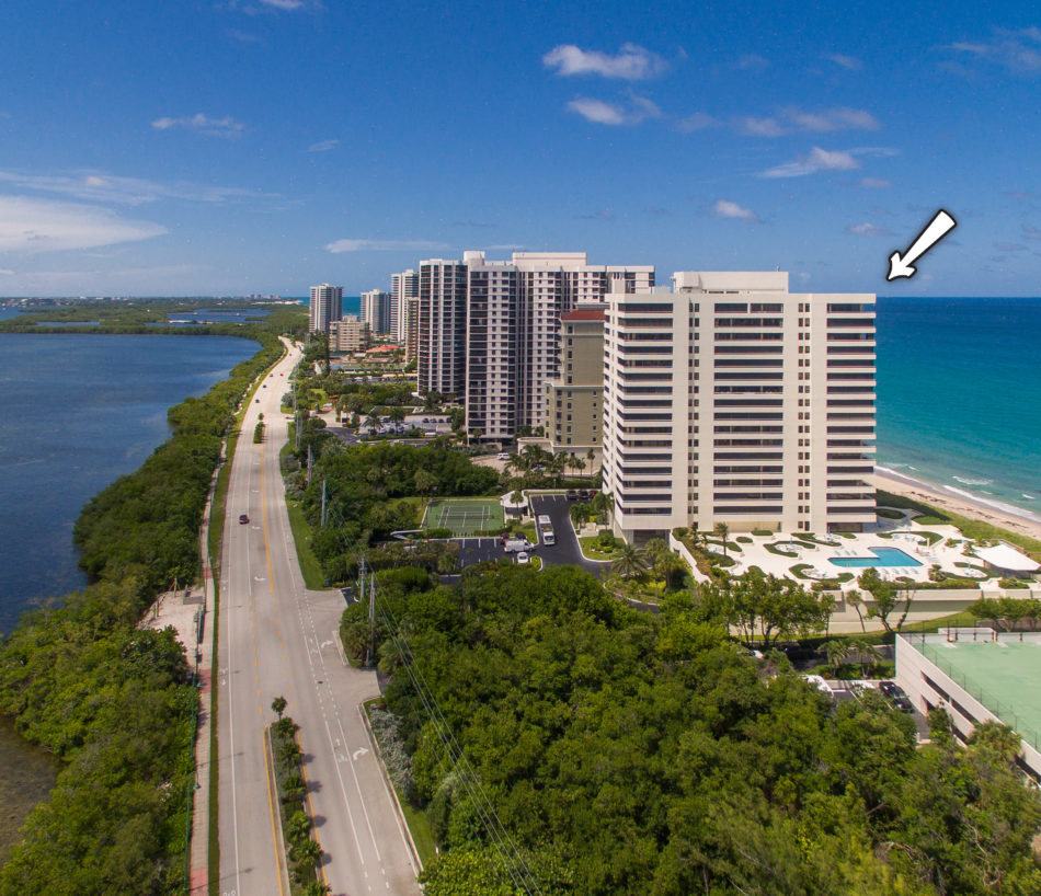 Just Listed | Ravishing in The Reaches | 5280 N Ocean Drive #3A
