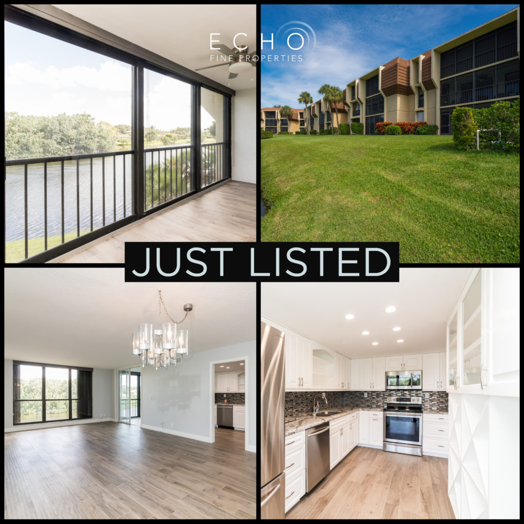 Just Listed 5250 Woodland Lakes Drive #227