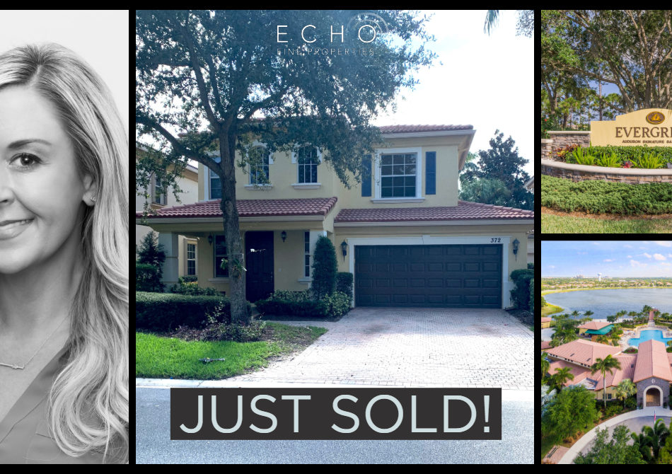 JUST SOLD IN EVERGRENE!