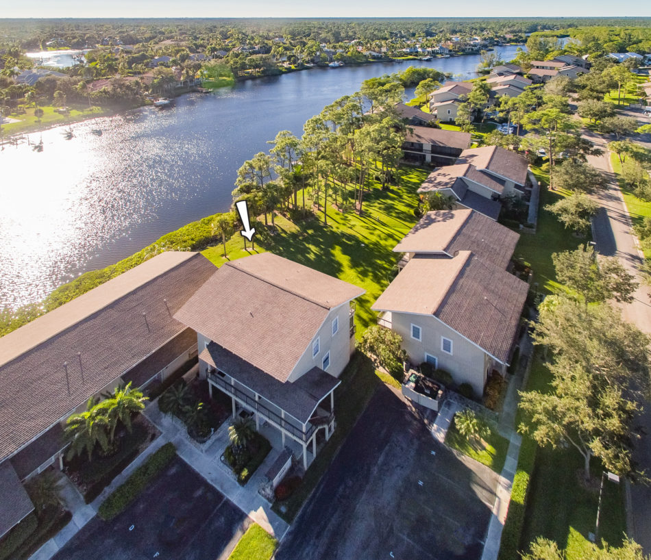Just Listed | A True Treat in Tequesta | 9230 SE Riverfront Terrace #F