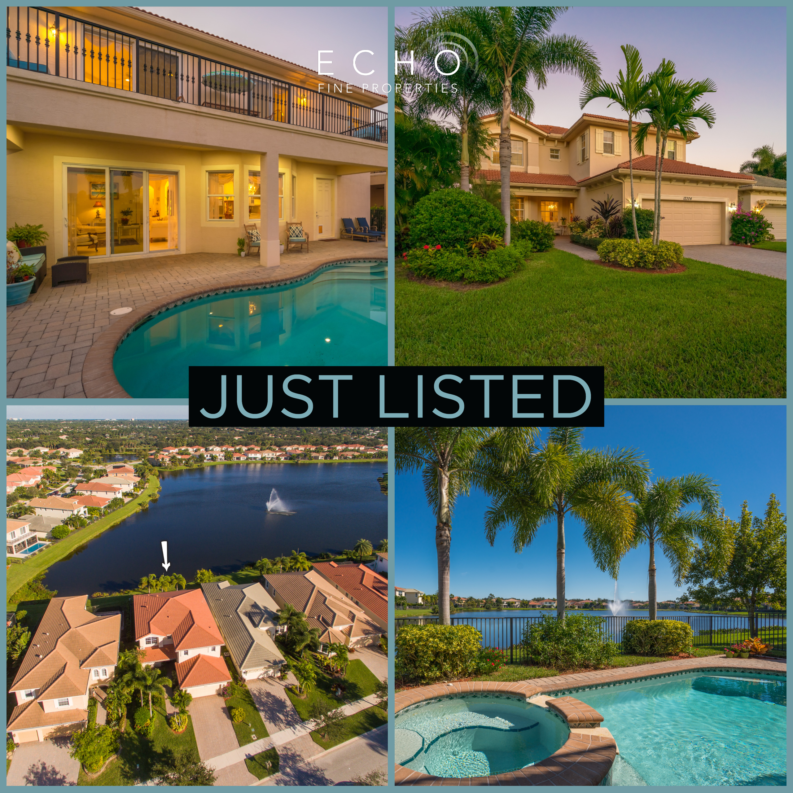 Just Listed 12304 Aviles Circle FB