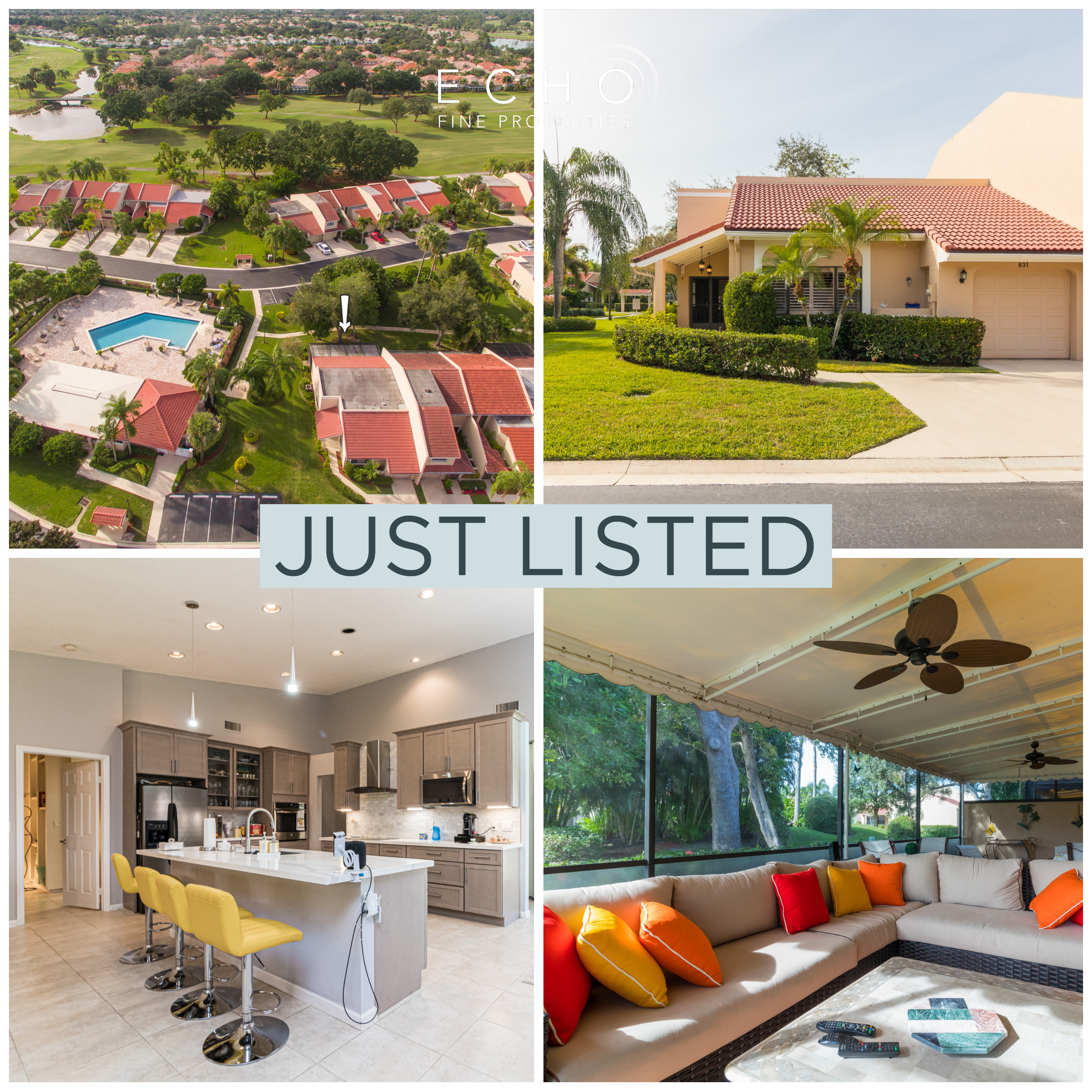 Just Listed 831 Windermere Way