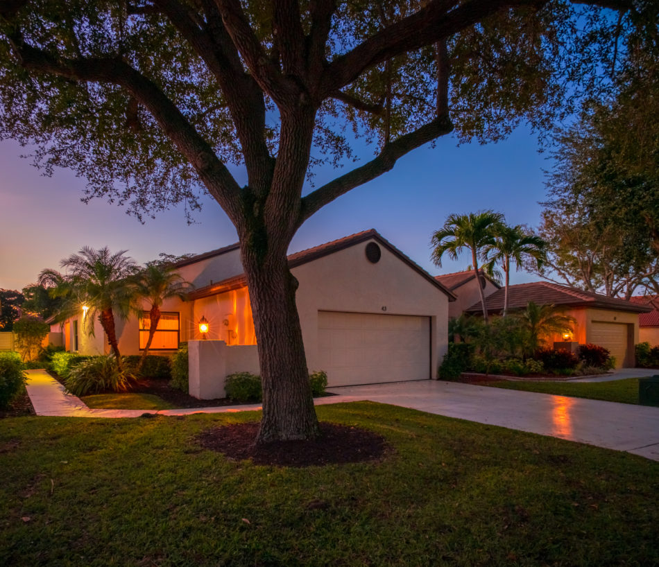 Just Listed | Pretty in PGA National | 43 Ironwood Way N