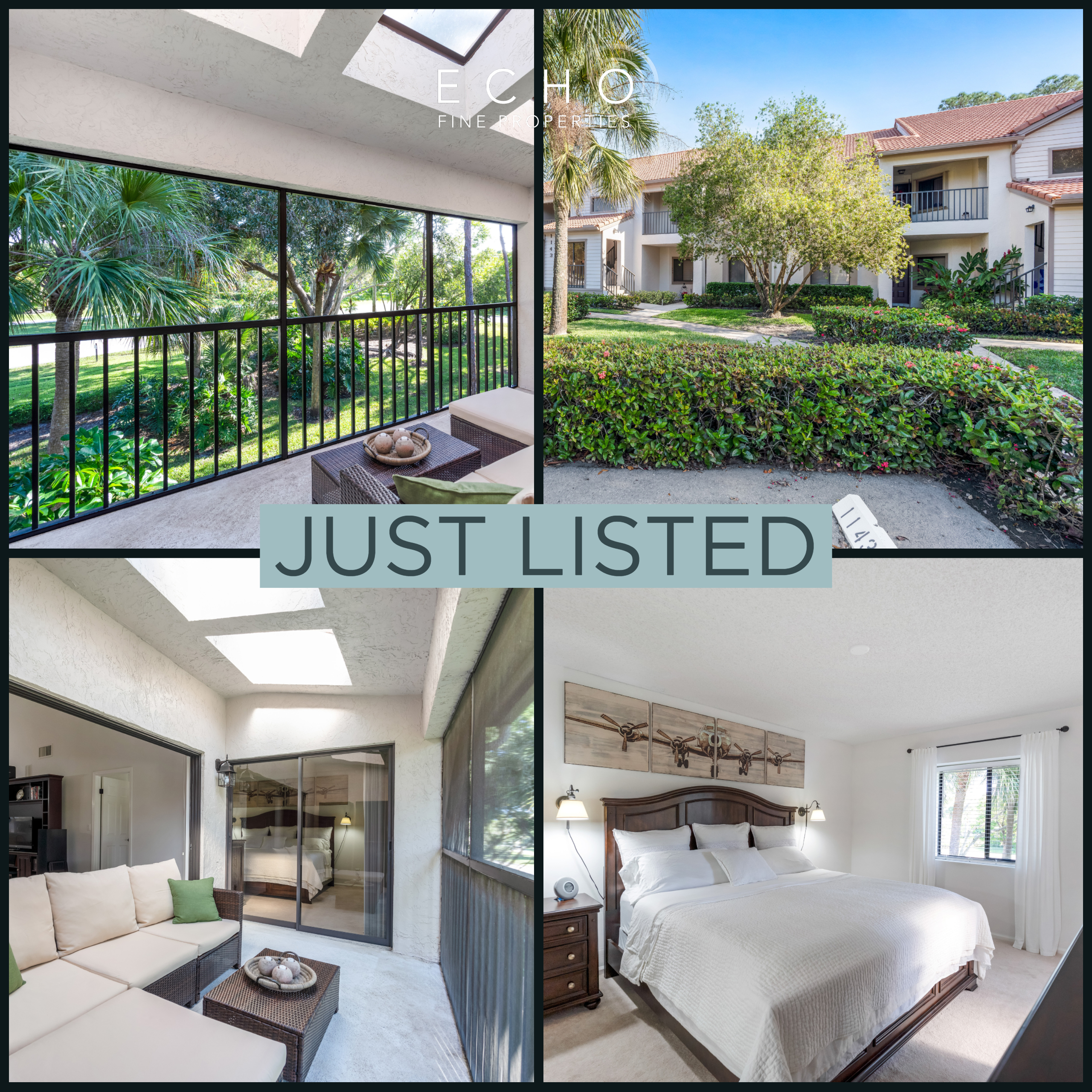 Just Listed 1143 Duncan Circle #202