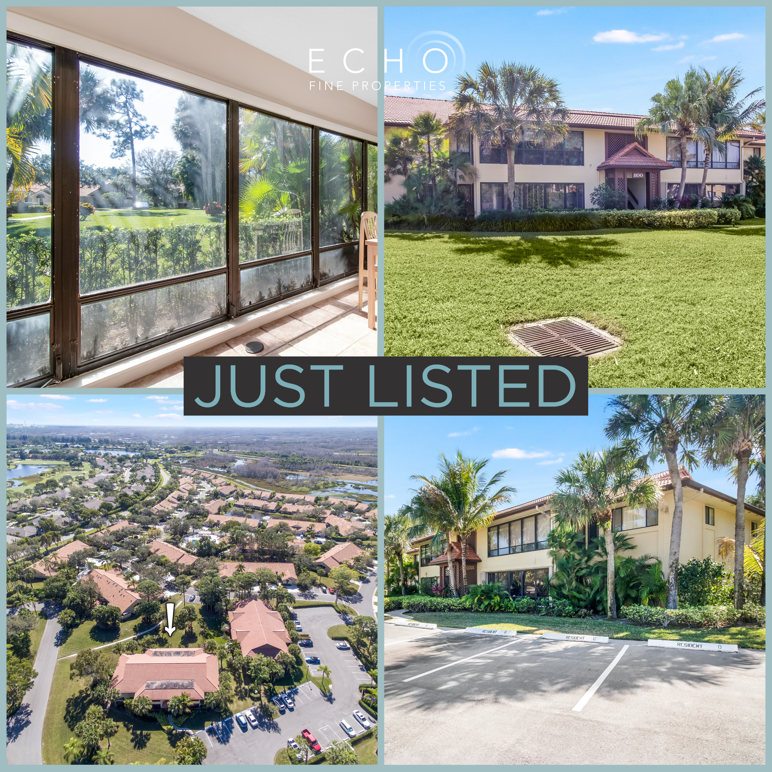 Just Listed 1100 Duncan Circle #104