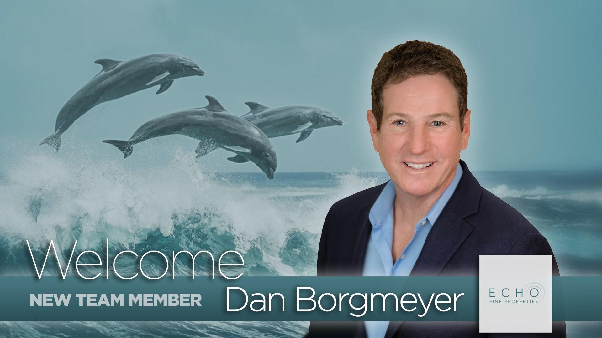 Welcome Dan