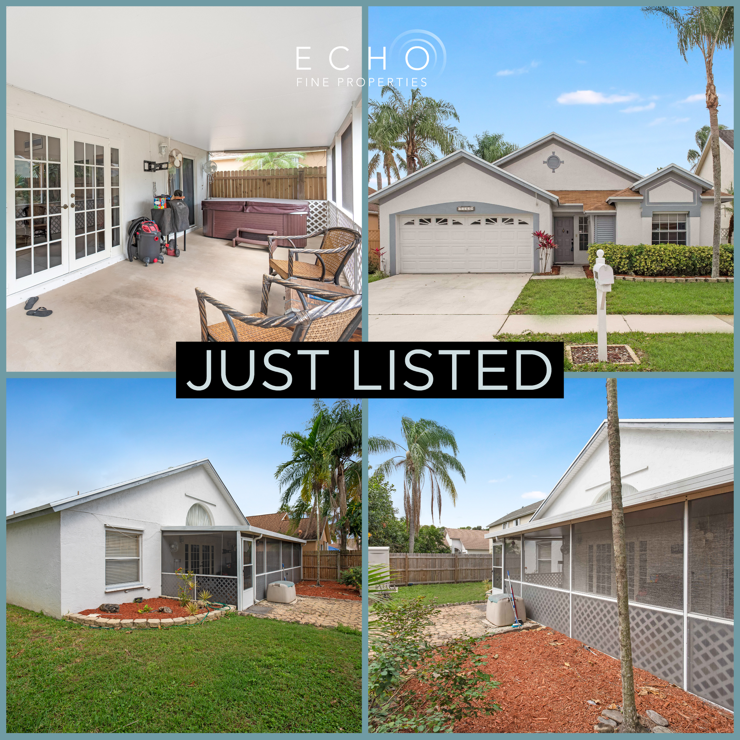 Just Listed 5160 Foxhall Drive N