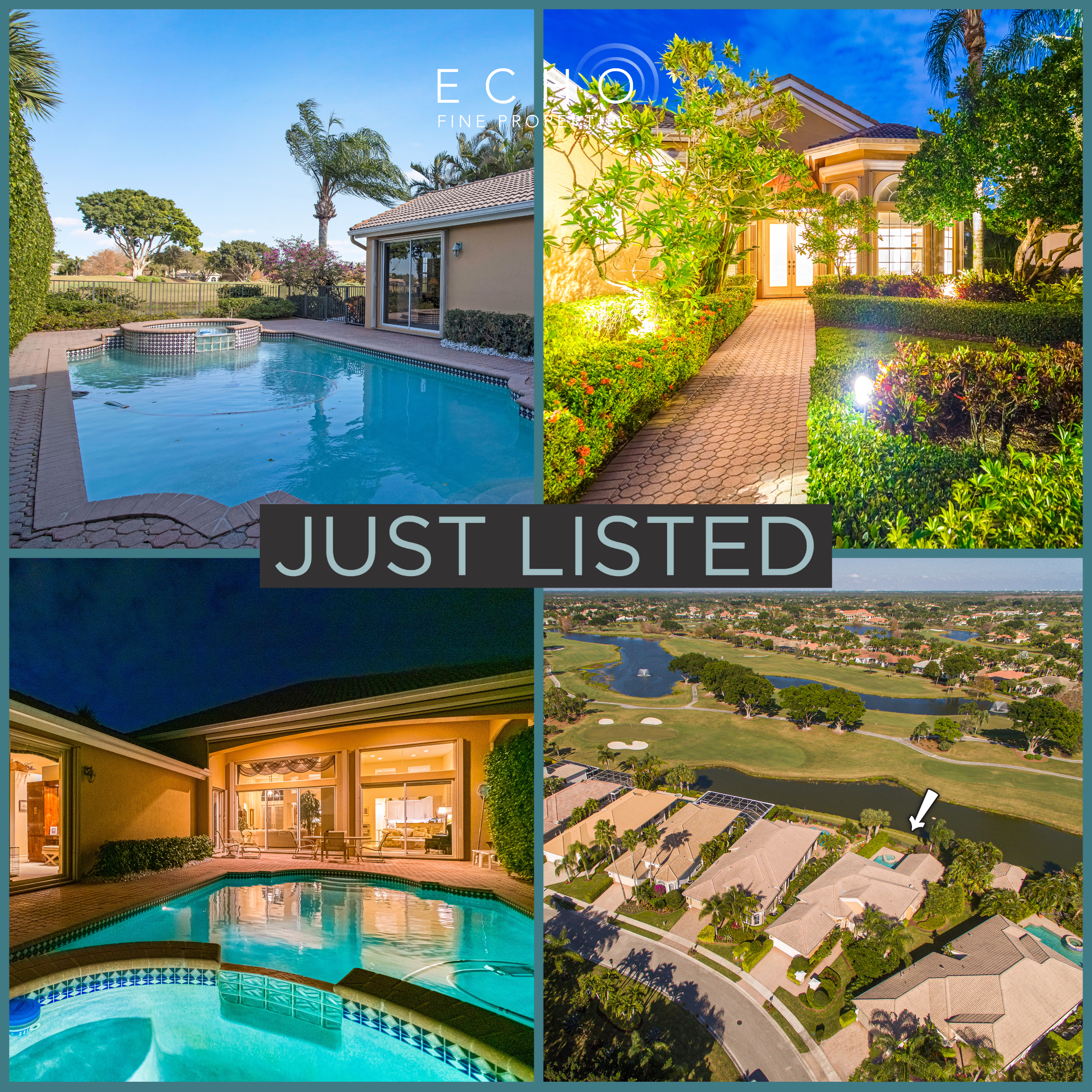 Just Listed 7806 Sandhill Court