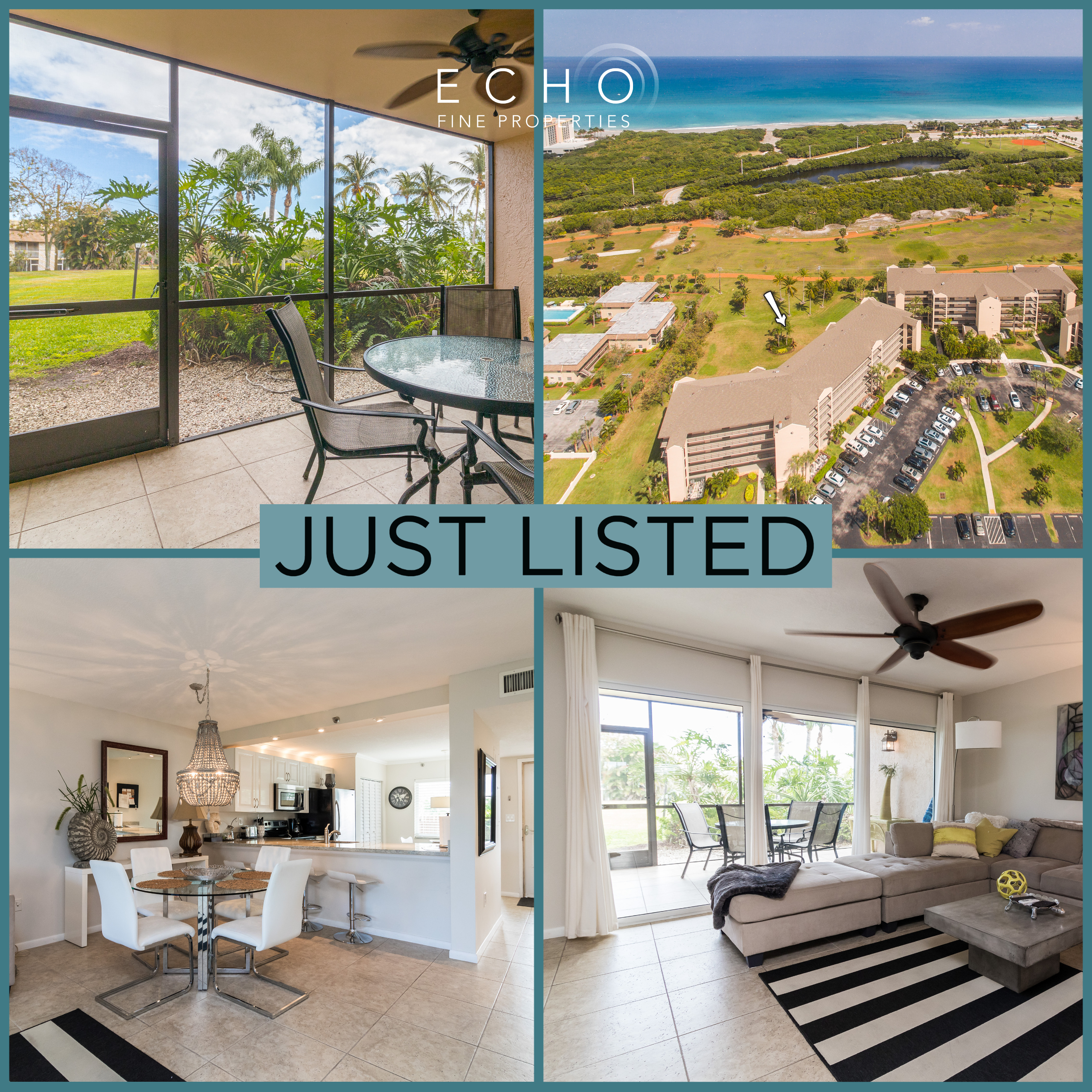 Just Listed 275 Palm Avenue #C-105