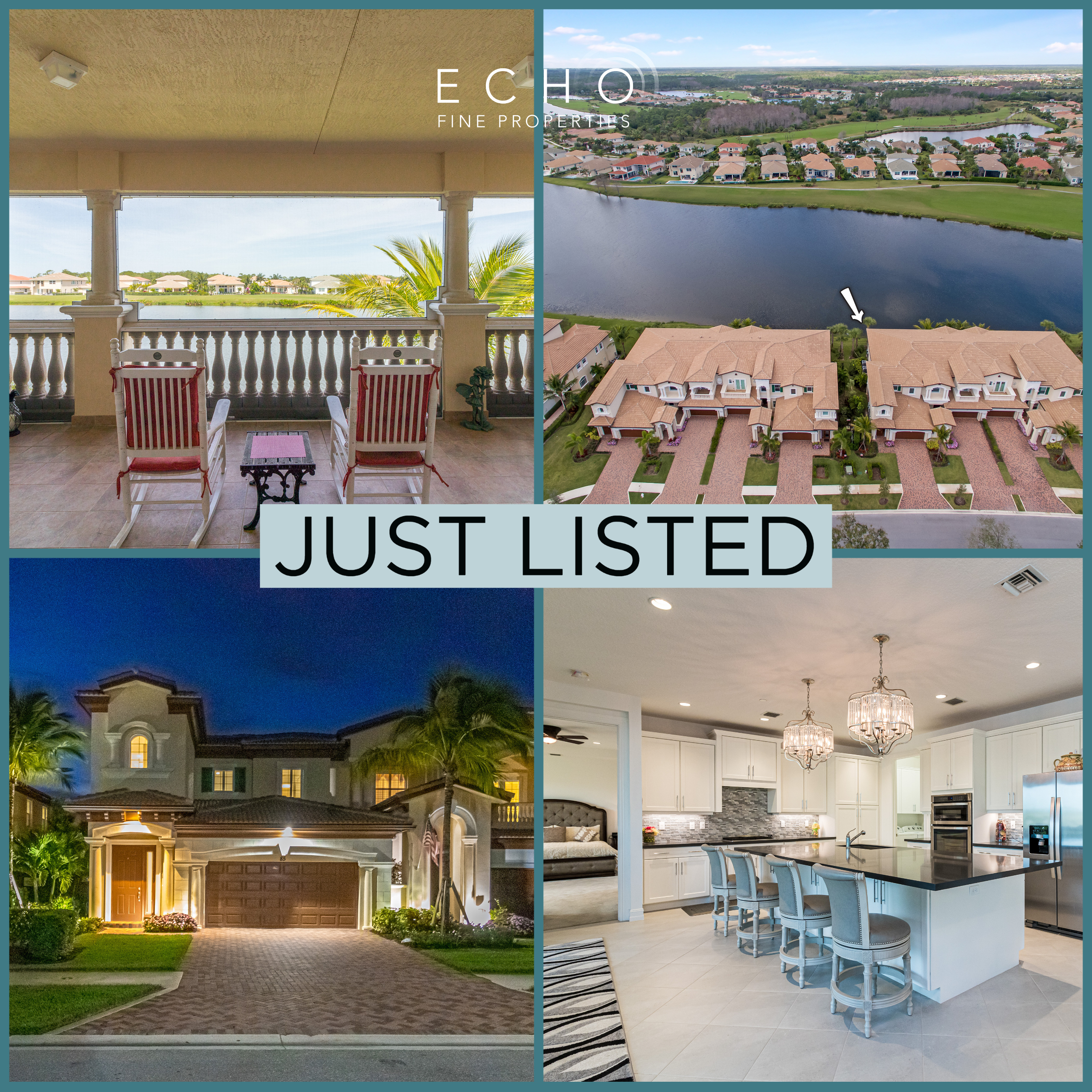 Just Listed | Just Perfect in Jupiter Country Club | 147 Tresana Boulevard #85