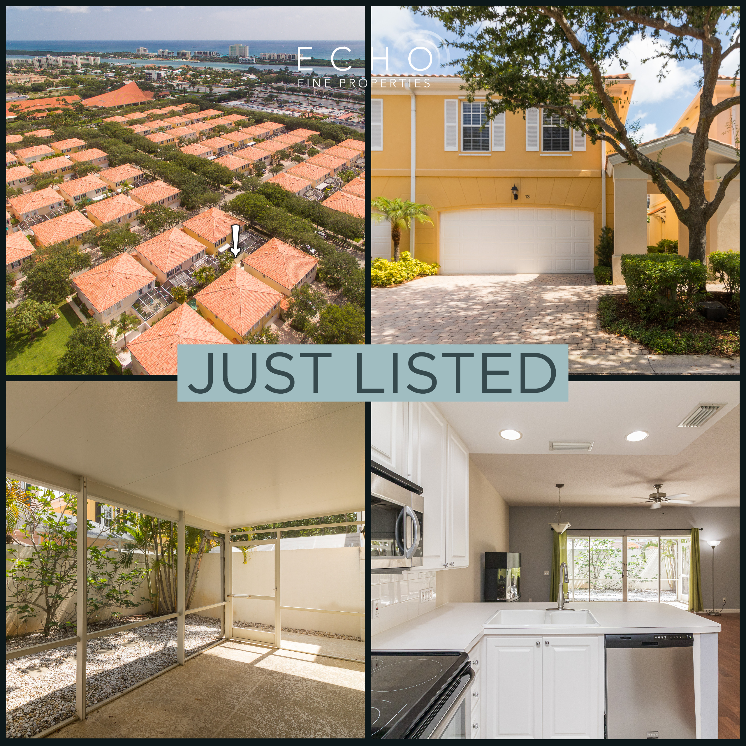 Just Listed | A true treat in Tequesta | 13 Oakleaf Court