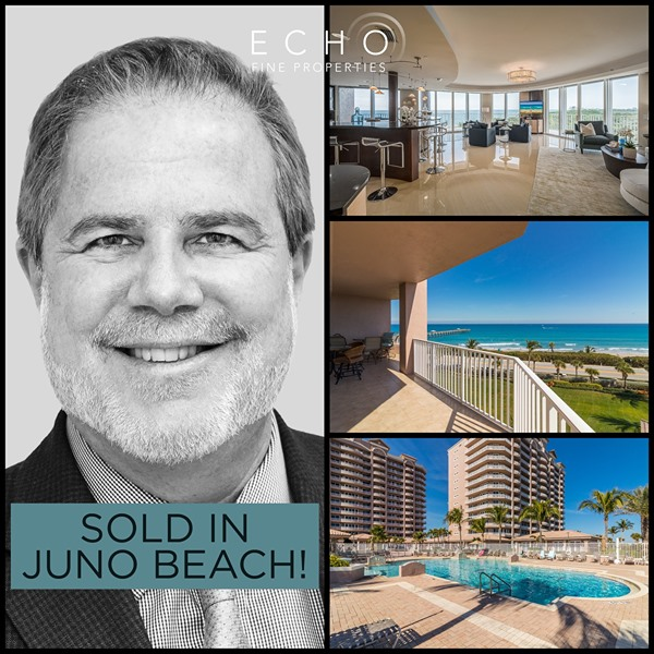 JUST SOLD IN JUNO BEACH!
