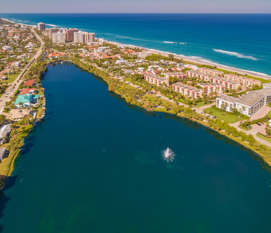 Strange but True stories….Why Everyone in the Eastern Portion of the Northern Palm Beaches is sitting on an Oceanfront Lot.