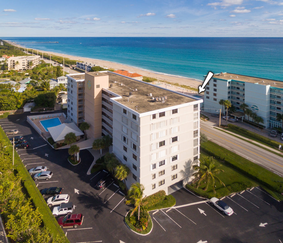 Just Listed | Magical in The Manor | 911 Ocean Drive #801