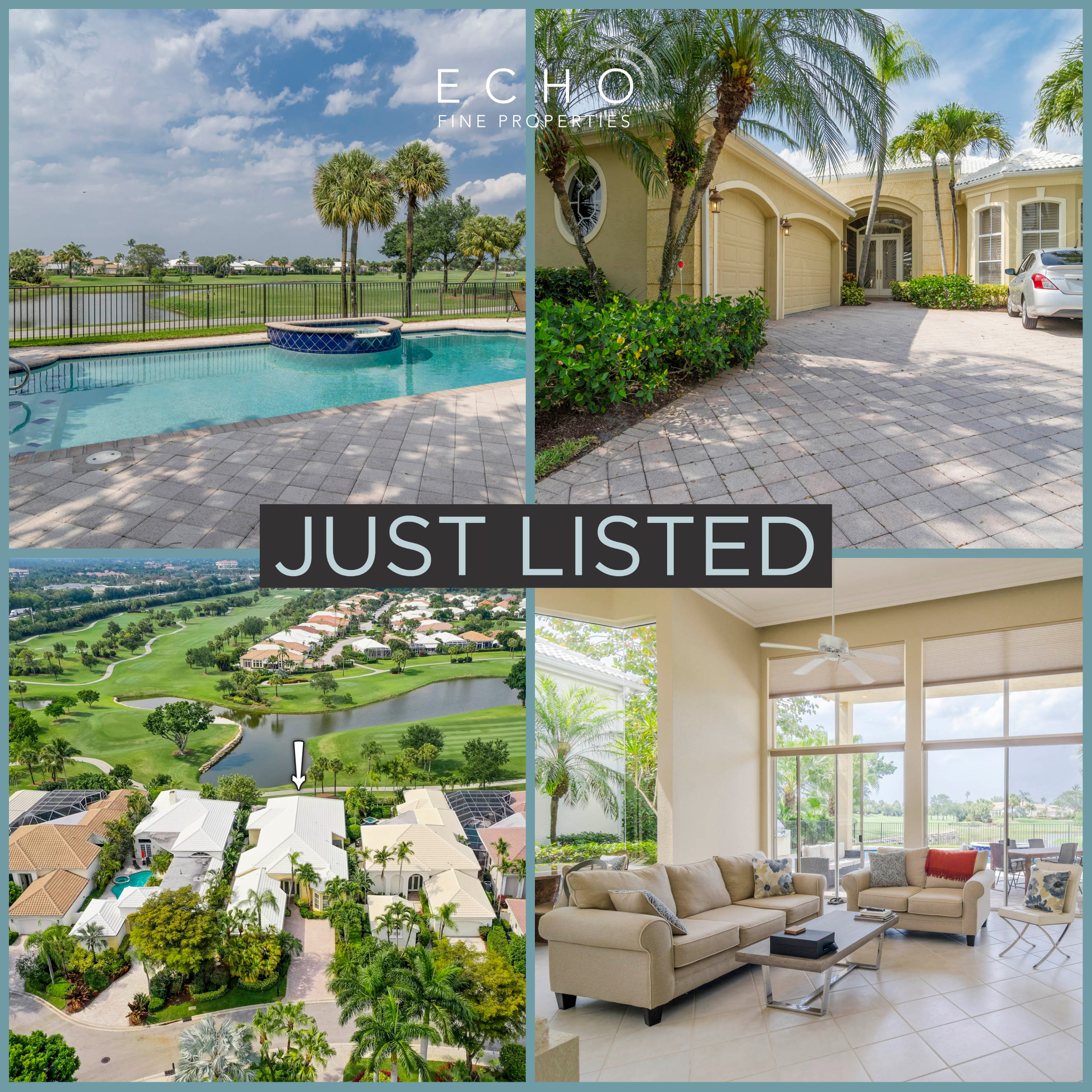Just Listed 1136 Crystal Drive