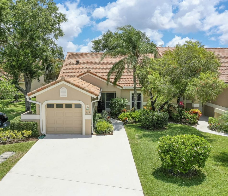 Just Listed | Pretty in PGA | 2601 Mahogany Place