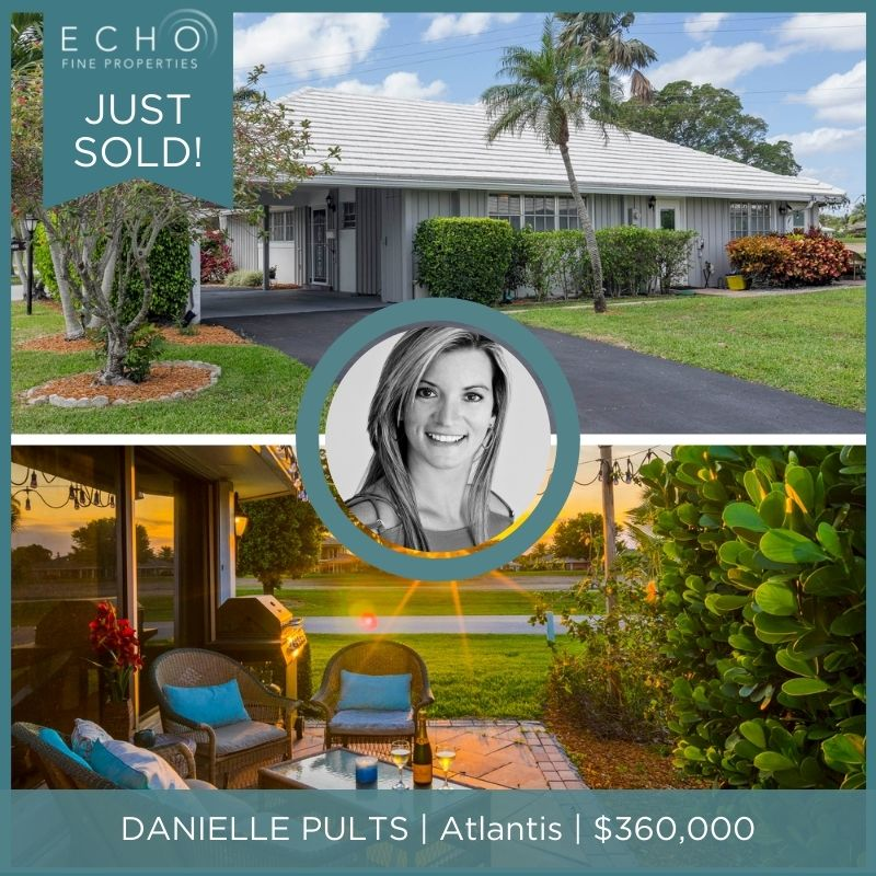 JUST SOLD IN DRIFTWOOD!