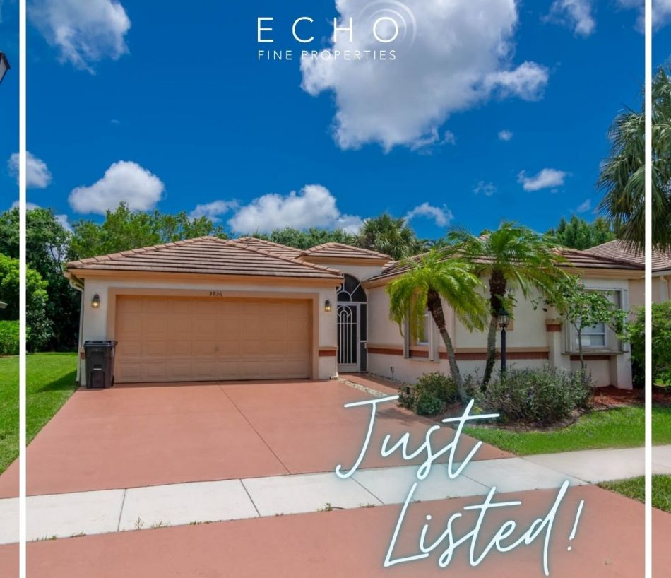 Just Listed   Sublime in Summer Chase   3936 Summer Chase Court