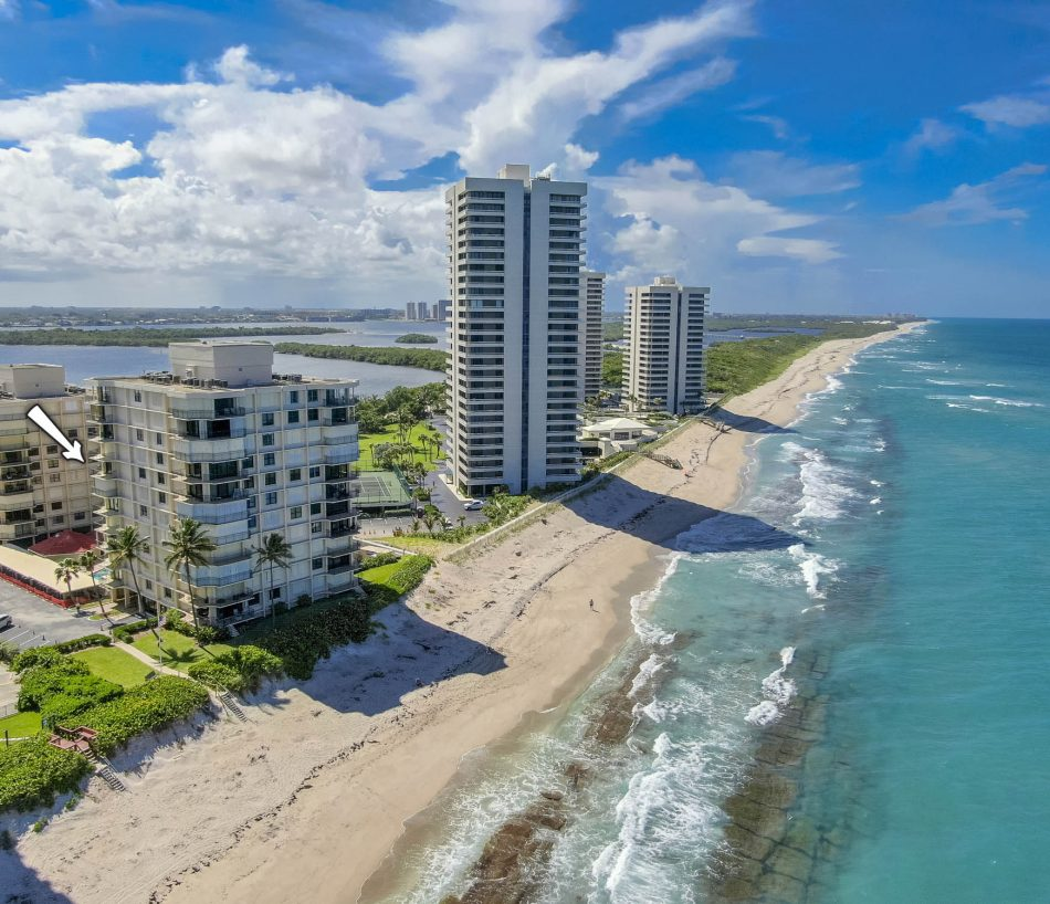 Just Listed   Dreamy in Dunes Towers   5480 N Ocean Drive #A7c