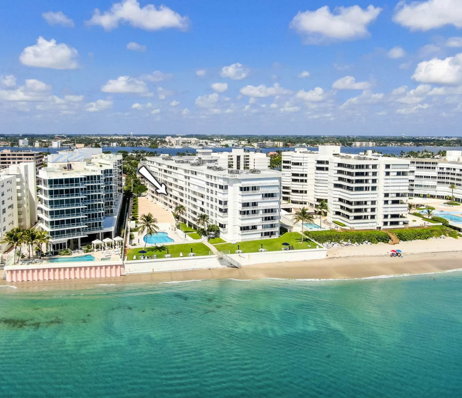 Just Listed   A True Treat in Tuscany   3570 S Ocean Boulevard #304