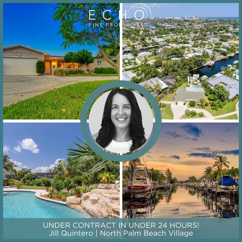 UNDER CONTRACT IN UNDER 1 DAY!